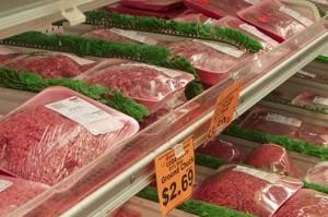 Meat Department at Fairway Finer Foods